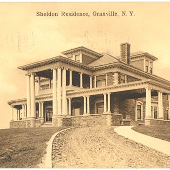 Sheldon Mansion 1910 sq
